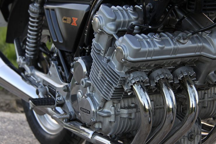 Honda CBX 7