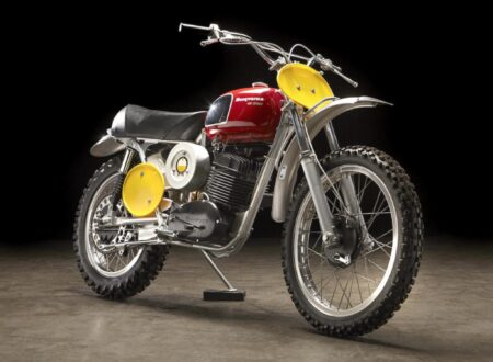 Husqvarna 400 Cross 10 450x330 - James Garner's Husqvarna 400 Cross