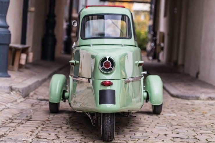 Inter 175A Berline Microcar 10
