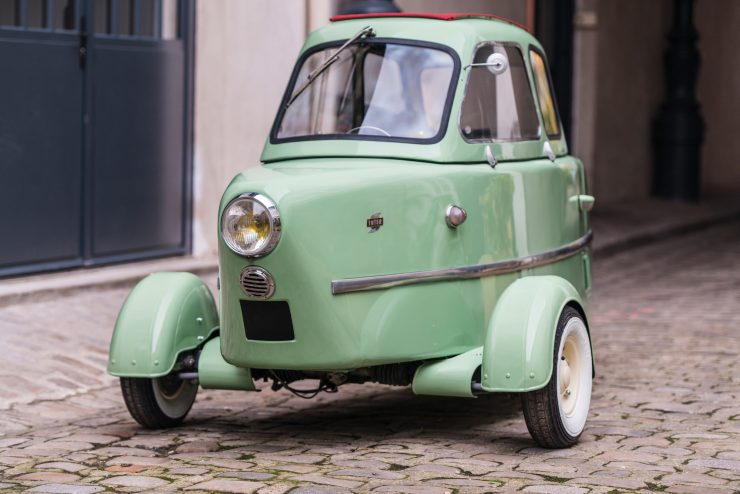 Inter 175A Berline Microcar 14
