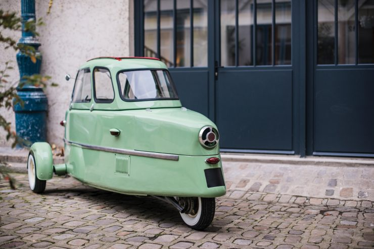 Inter 175A Berline Microcar 15