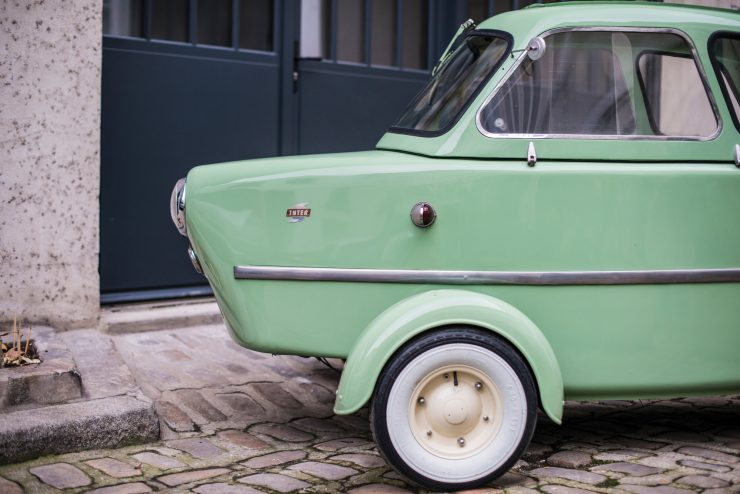 Inter 175A Berline Microcar 18