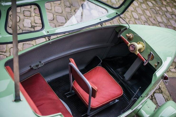 Inter 175A Berline Microcar 4