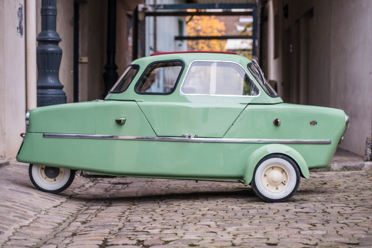 Inter 175A Berline Microcar 5