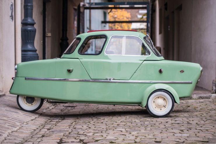 Inter 175A Berline Microcar 5