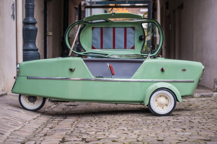 Inter 175A Berline Microcar 6