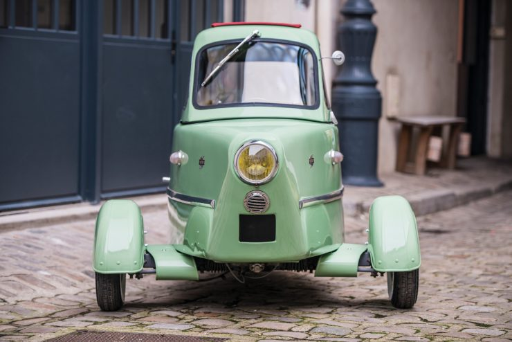 Inter 175A Berline Microcar 8