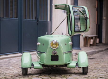 Inter 175A Berline Microcar 9 450x330 - 1956 Inter 175A Berline Microcar