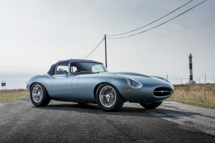 Jaguar Eagle Spyder GT E-Type XKE 10
