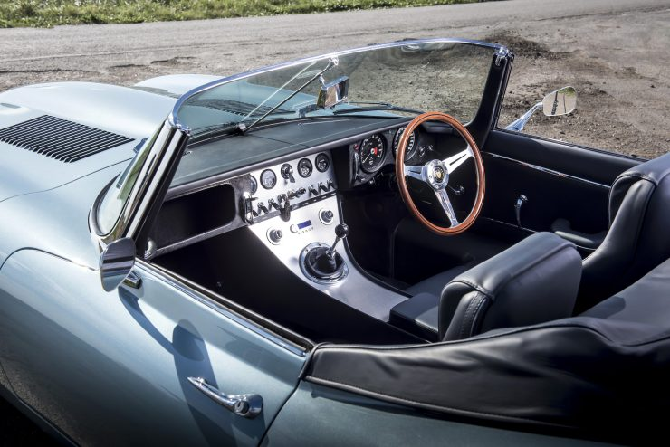 Jaguar Eagle Spyder GT E-Type XKE 11