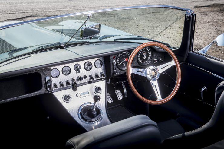 Jaguar Eagle Spyder GT E-Type XKE 12