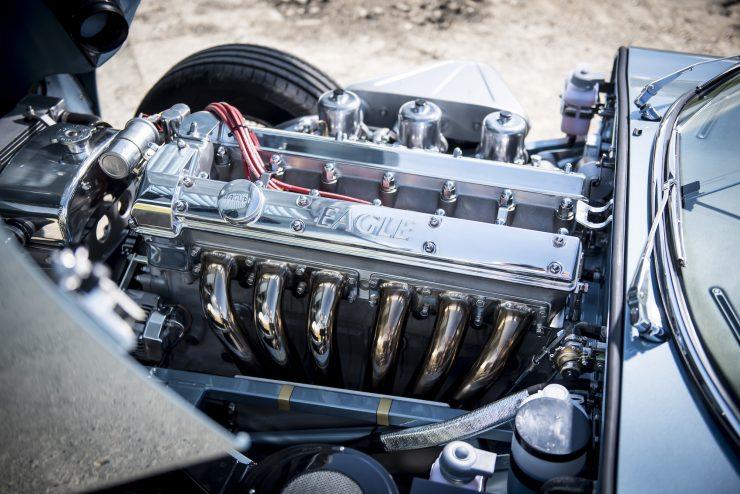 Jaguar Eagle Spyder GT E-Type XKE 14