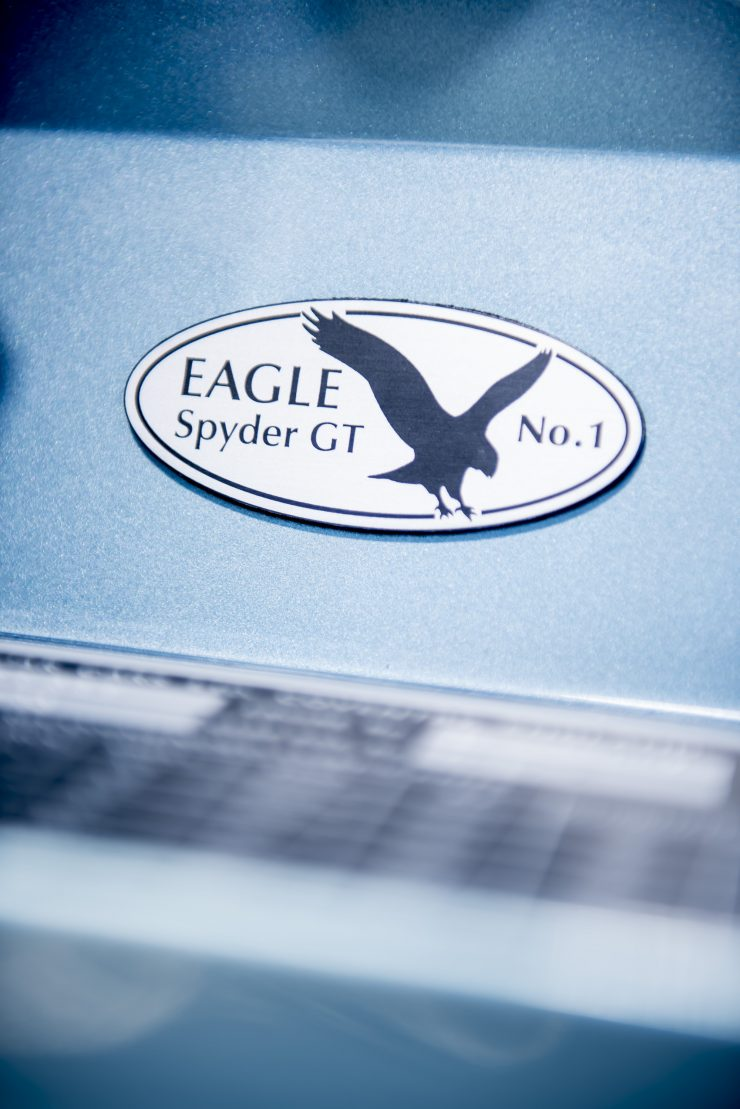 Jaguar Eagle Spyder GT E-Type XKE 16