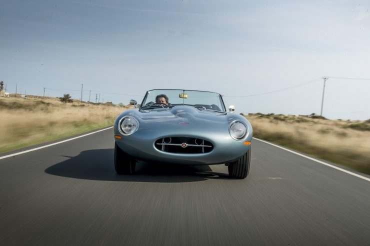 Jaguar Eagle Spyder GT E-Type XKE 2