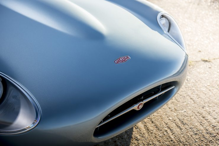 Jaguar Eagle Spyder GT E-Type XKE 22