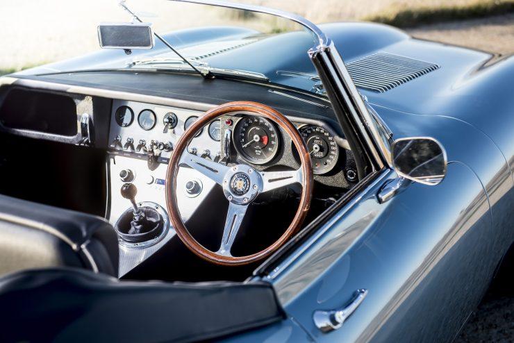 Jaguar Eagle Spyder GT E-Type XKE 24