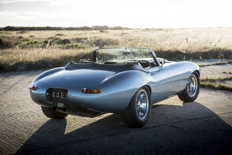 Jaguar Eagle Spyder GT E-Type XKE 26