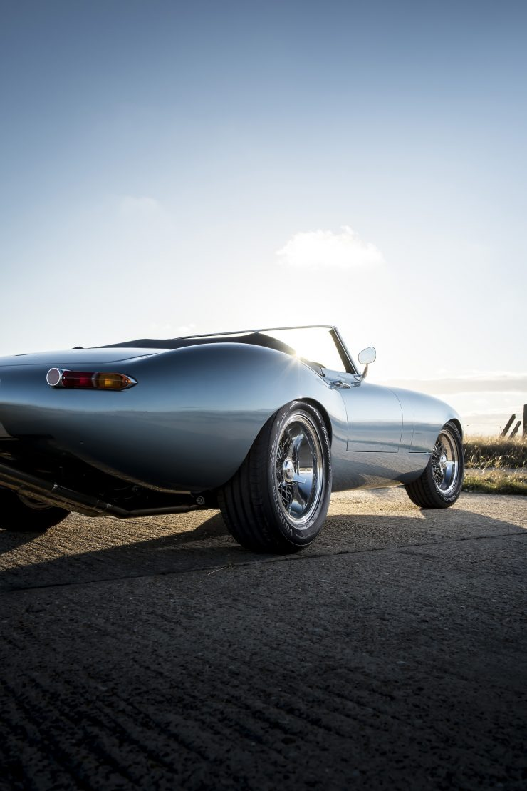 Jaguar Eagle Spyder GT E-Type XKE 29