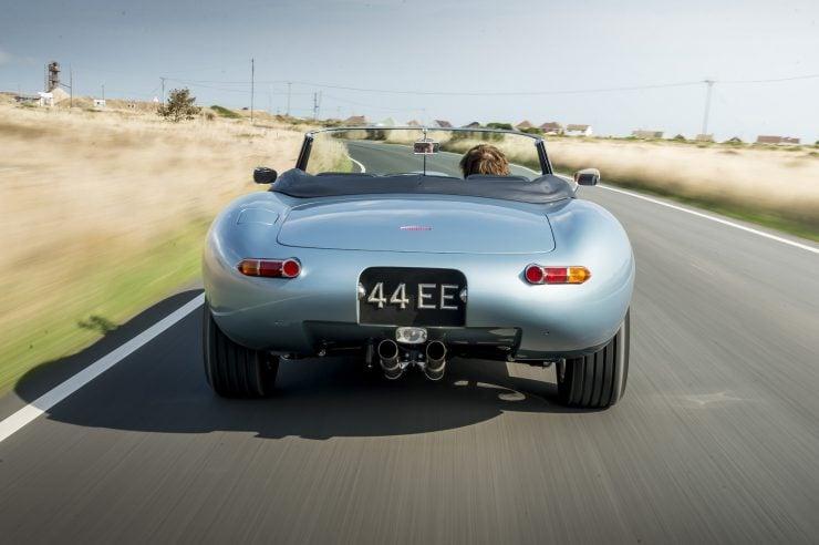 Jaguar Eagle Spyder GT E-Type XKE 3