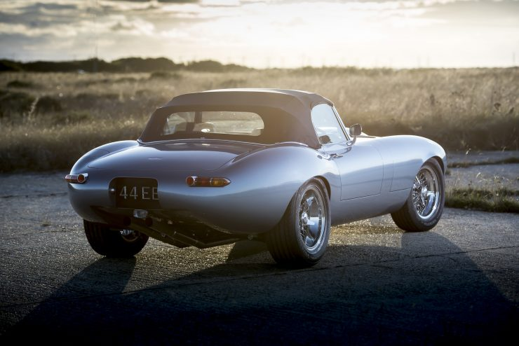 Jaguar Eagle Spyder GT E-Type XKE 32