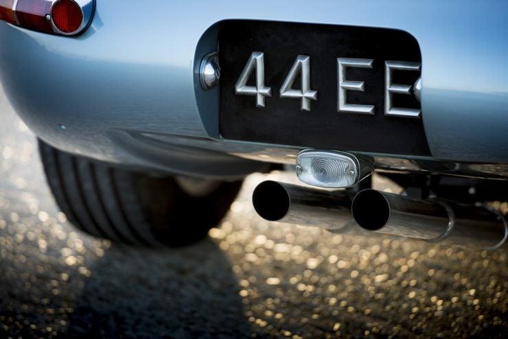 Jaguar Eagle Spyder GT E-Type XKE 33