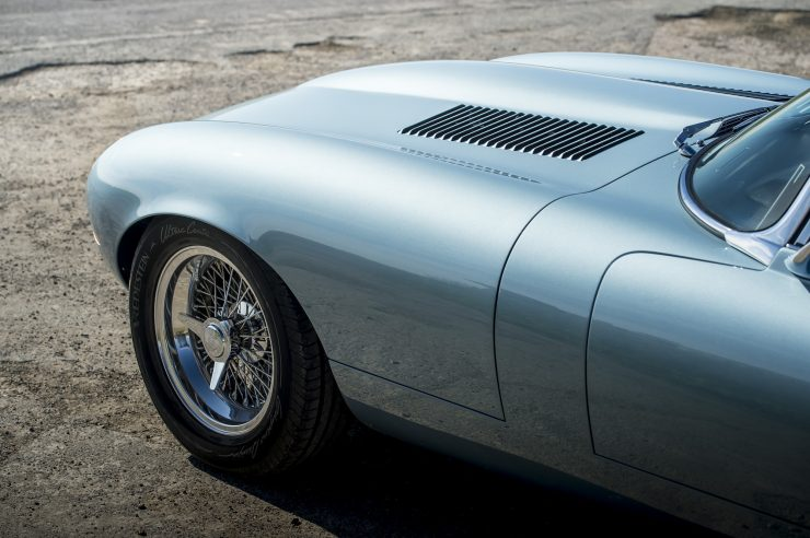 Jaguar Eagle Spyder GT E-Type XKE 4