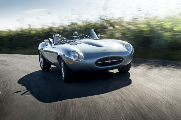 Jaguar Eagle Spyder GT E-Type XKE 6