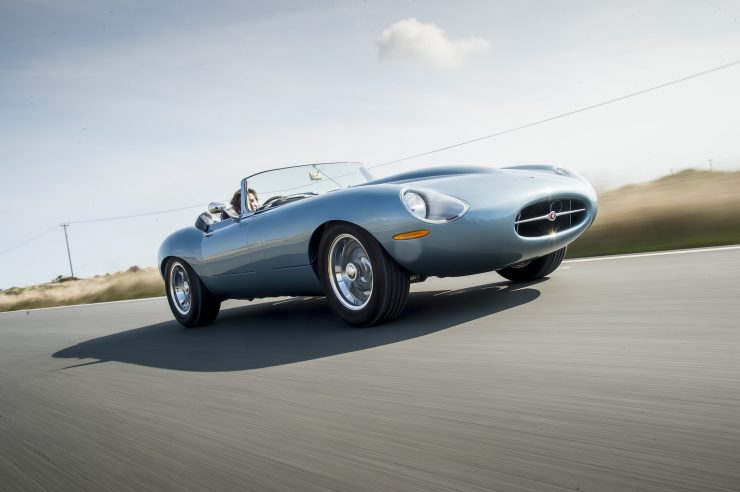 Jaguar Eagle Spyder GT E-Type XKE