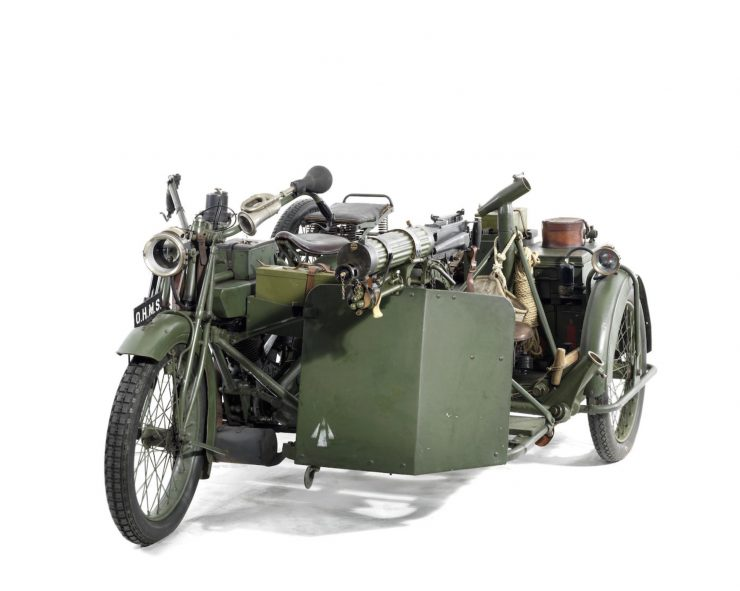 Military Motorcycle 4 740x591