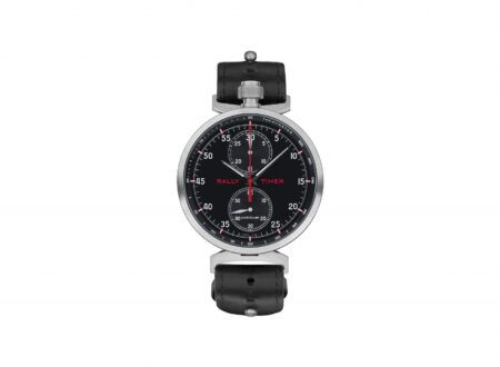 Montblanc Timewalker Rally Timer 100 450x330