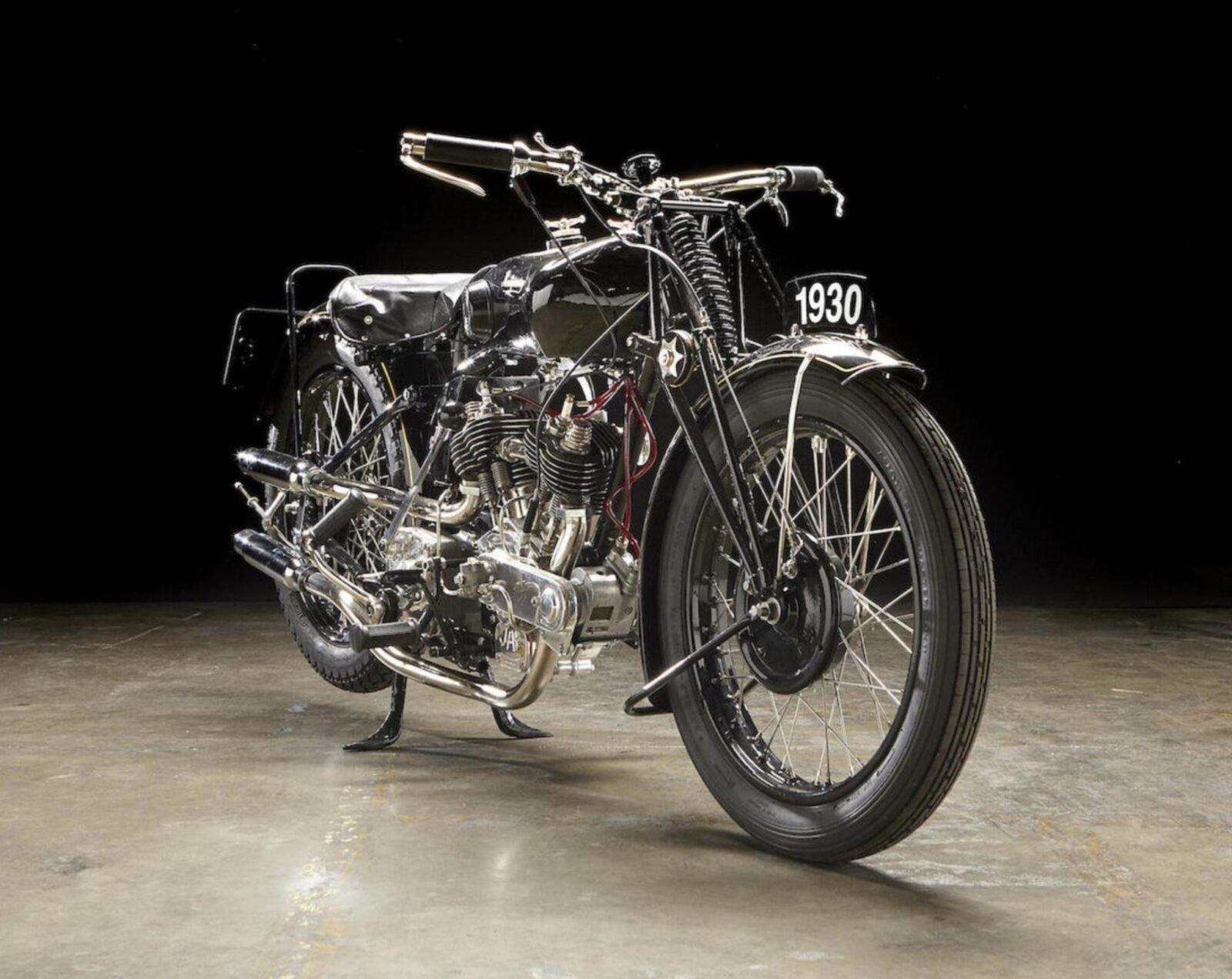 Montgomery JAP Motorcycle 7 1600x1272 - 1930 Montgomery JAP 750