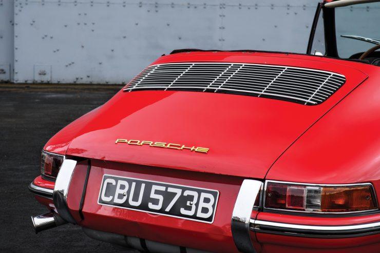 Porsche 911 901 Prototype 16
