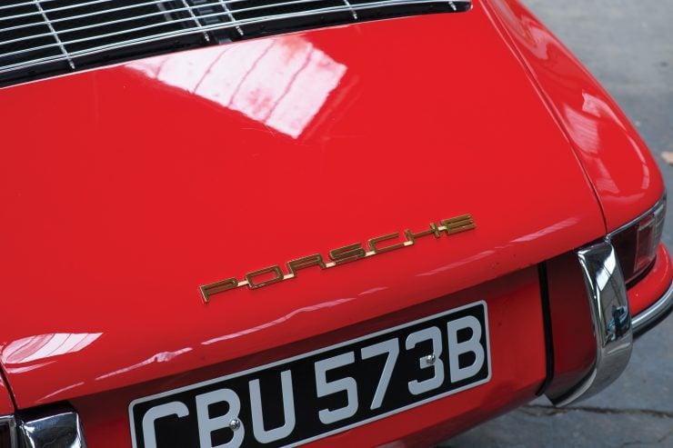 Porsche 911 901 Prototype 5