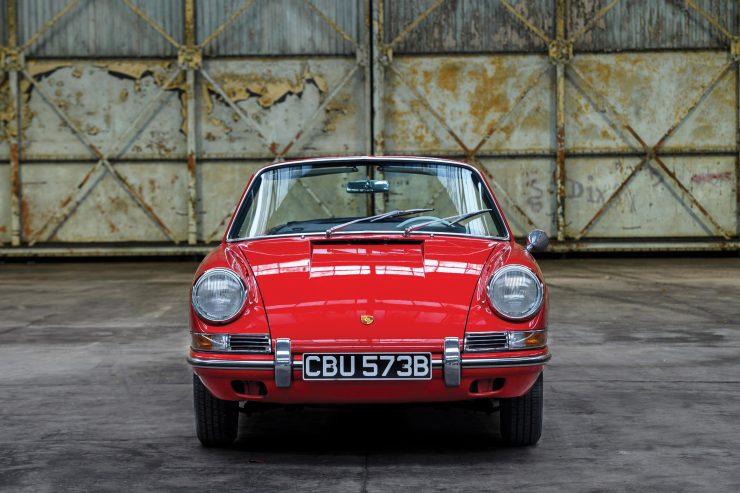 Porsche 911 901 Prototype 8