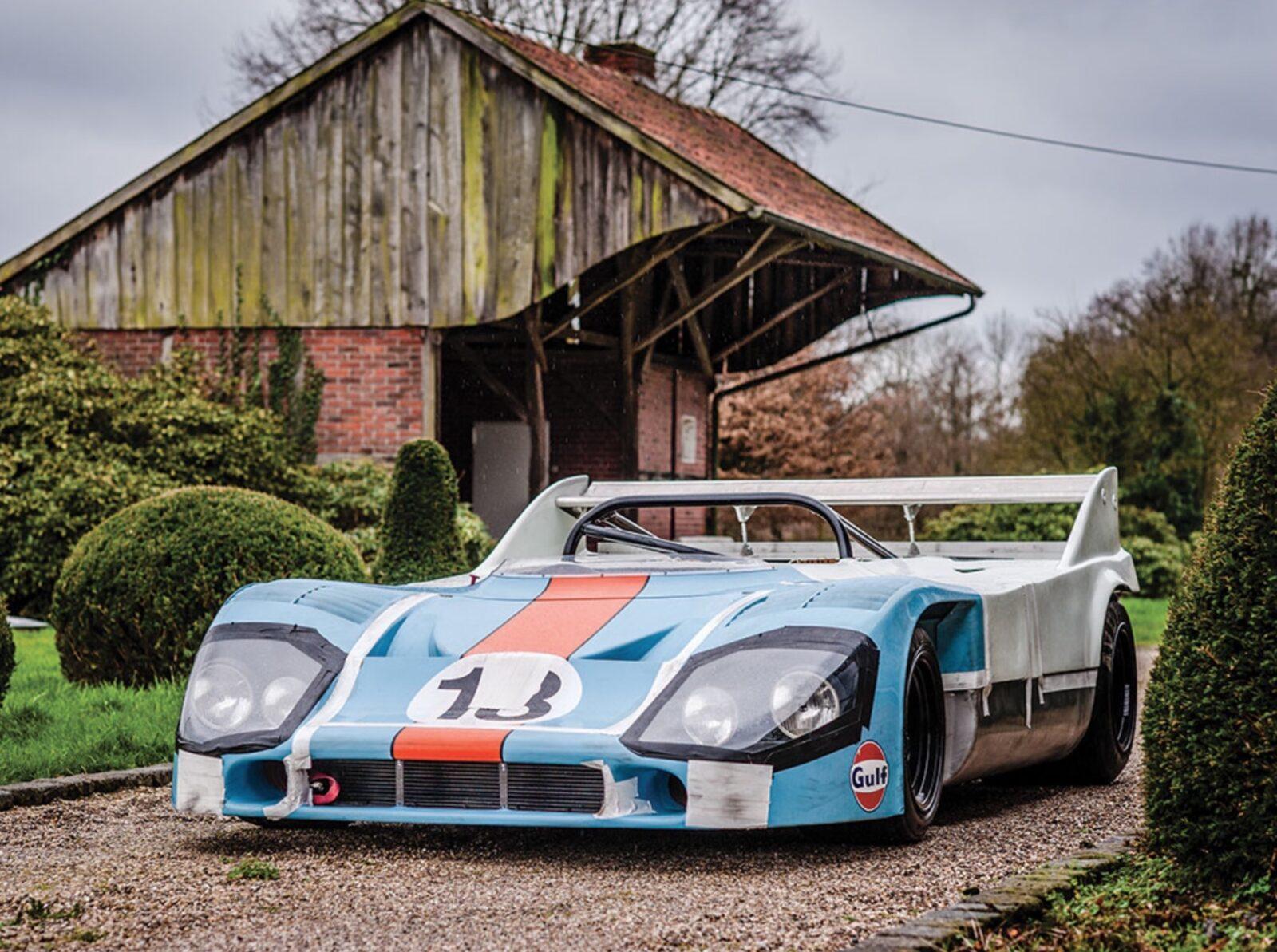 Porsche 91710 Prototype 1 1600x1193 - Porsche 917/10 Prototype