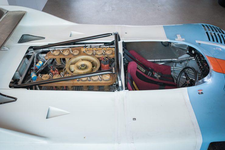 Porsche 917:10 Prototype 16