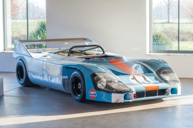 Porsche 917:10 Prototype 2