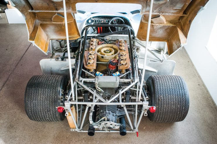 Porsche 917:10 Prototype 4