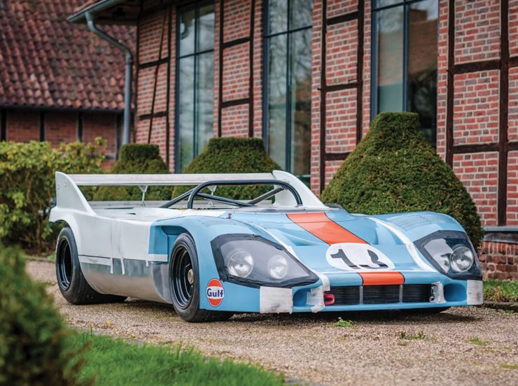Porsche 917:10 Prototype