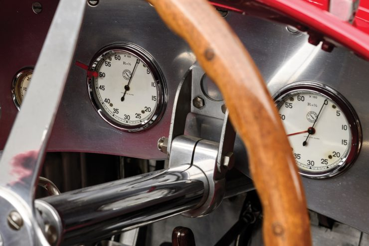 Scuderia Ferrari Alfa Romeo Tipo B P3 10 740x494 - 1934 Scuderia Ferrari Alfa Romeo P3 Tipo B