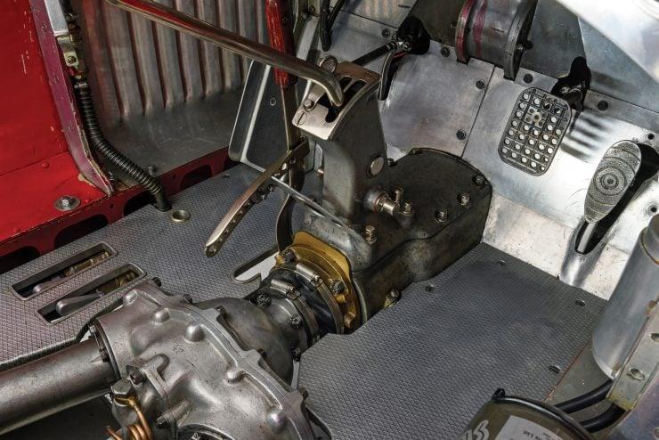 Scuderia Ferrari Alfa Romeo Tipo B P3 11 740x494 - 1934 Scuderia Ferrari Alfa Romeo P3 Tipo B