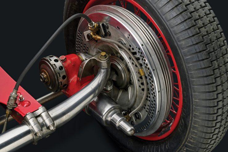 Scuderia Ferrari Alfa Romeo Tipo B P3 13 740x494 - 1934 Scuderia Ferrari Alfa Romeo P3 Tipo B