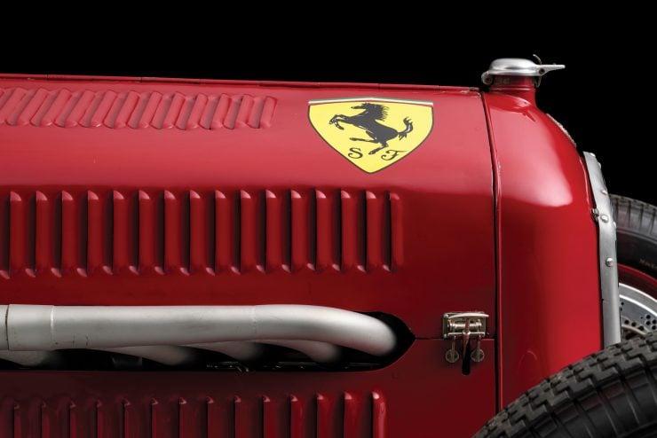 Scuderia Ferrari Alfa Romeo Tipo B P3 14 740x494 - 1934 Scuderia Ferrari Alfa Romeo P3 Tipo B