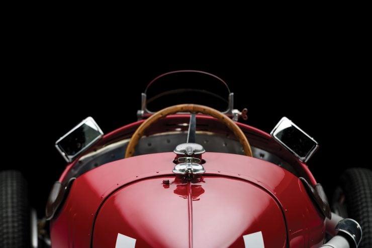 Scuderia Ferrari Alfa Romeo Tipo B P3 15 740x494 - 1934 Scuderia Ferrari Alfa Romeo P3 Tipo B