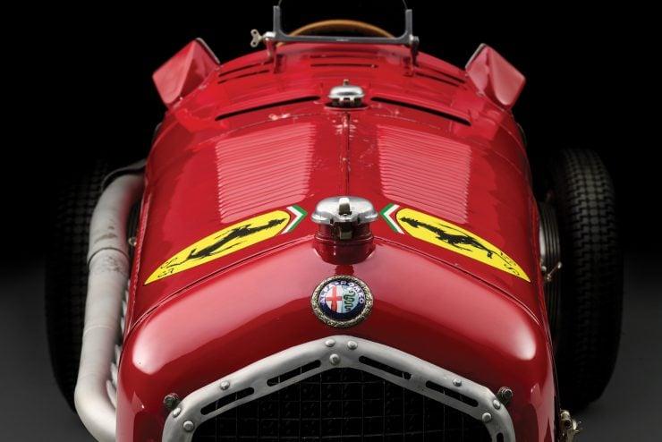 Scuderia Ferrari Alfa Romeo Tipo B P3 16 740x494 - 1934 Scuderia Ferrari Alfa Romeo P3 Tipo B