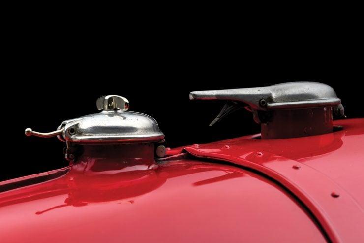 Scuderia Ferrari Alfa Romeo Tipo B P3 17 740x493 - 1934 Scuderia Ferrari Alfa Romeo P3 Tipo B