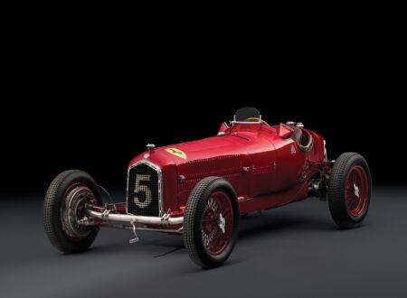 Scuderia Ferrari Alfa Romeo Tipo B P3 18 450x330 - 1934 Scuderia Ferrari Alfa Romeo P3 Tipo B