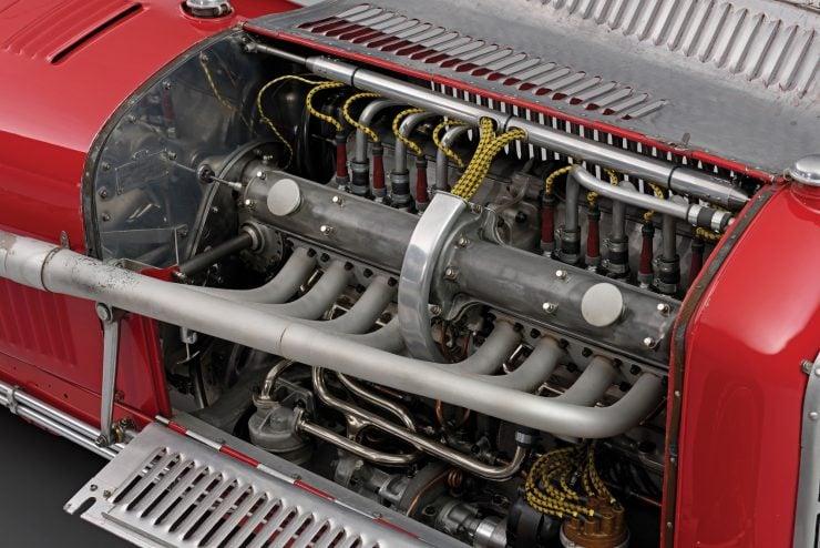 Scuderia Ferrari Alfa Romeo Tipo B P3 21 740x494 - 1934 Scuderia Ferrari Alfa Romeo P3 Tipo B