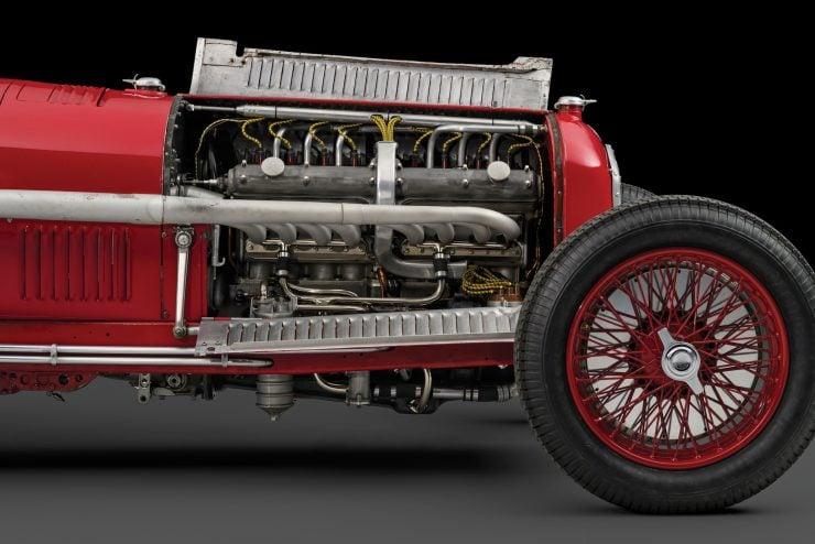 Scuderia Ferrari Alfa Romeo Tipo B P3 22 740x494 - 1934 Scuderia Ferrari Alfa Romeo P3 Tipo B