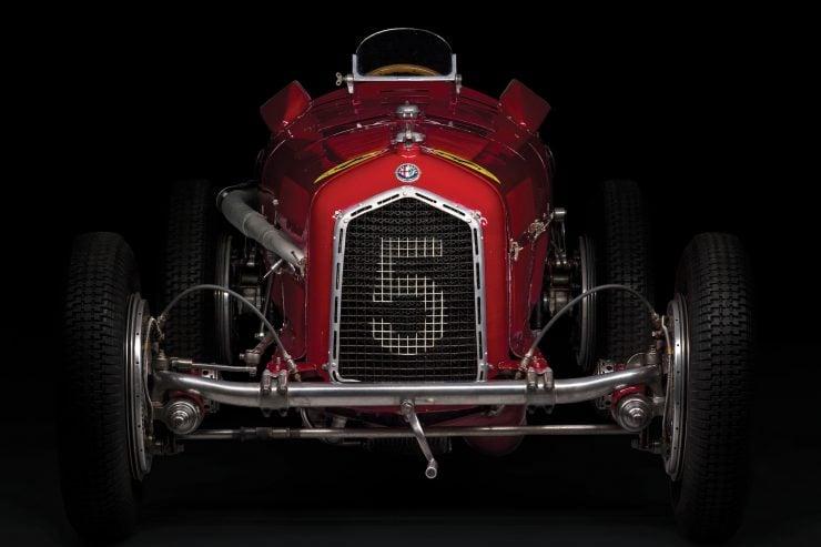 Scuderia Ferrari Alfa Romeo Tipo B P3 23 740x493 - 1934 Scuderia Ferrari Alfa Romeo P3 Tipo B